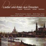 Songs and Arias From Dresden