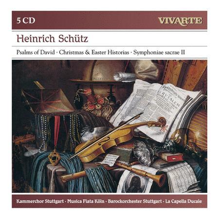Heinrich Schutz: Psalms of David