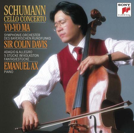 Schumann: Cello Concerto; Adag