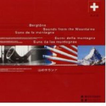 Bergtoene - Sounds From the Mountains