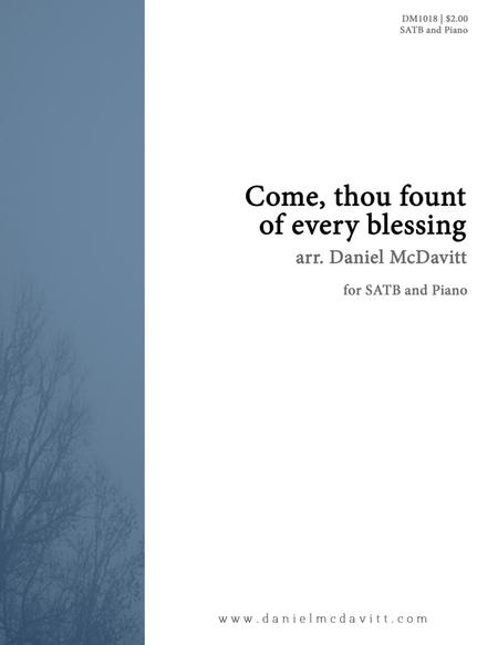 Come, Thou Fount of Every Blessing