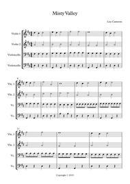 Misty Valley - String Ensemble
