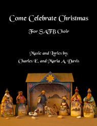 Come Celebrate Christmas - SATB Choir