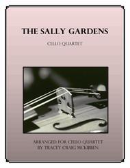 The Sally Gardens for Cello Quartet