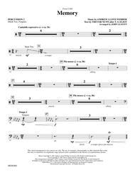Memory - Percussion 2