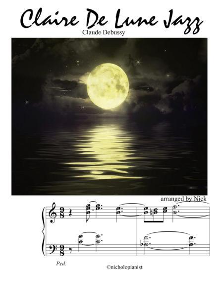 Claire De Lune Jazz Claude Debussy