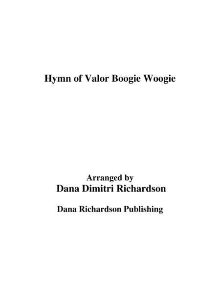 Hymn of Valor Boogie Woogie