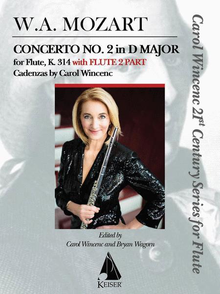 Concerto No. 2 in D Major for Flute, K. 314