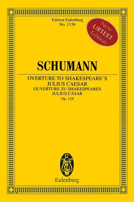 Overture to Shakespeare's Julius Casar op. 128
