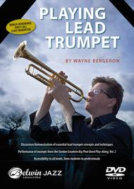 Playing Lead Trumpet