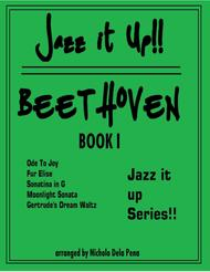 Jazz it up Beethoven Book