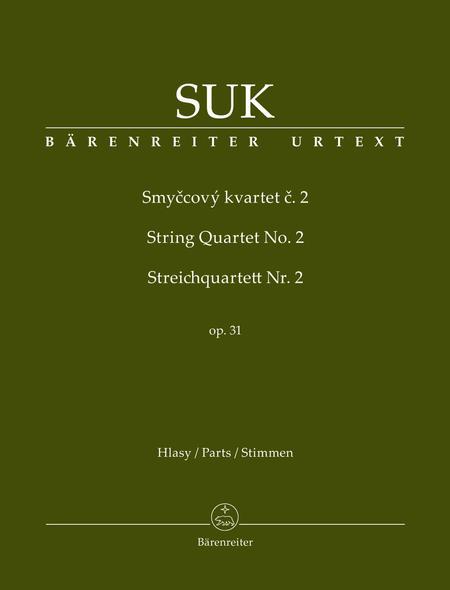 String Quartet Nr. 2 op. 31