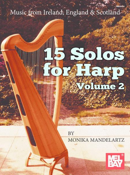 15 Solos for Harp Volume 2