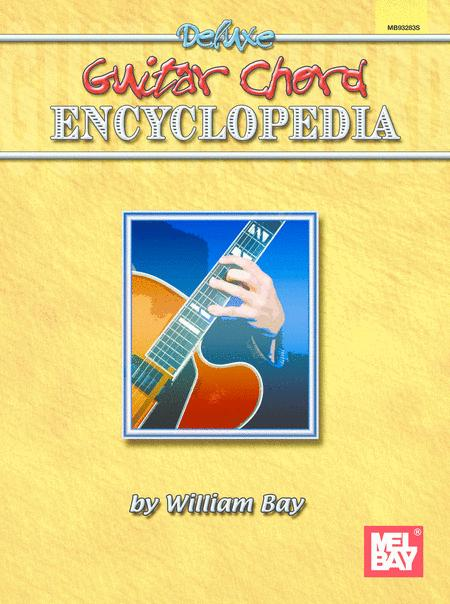 Download Deluxe Guitar Chord Encyclopedia Sheet Music By William Bay ...
