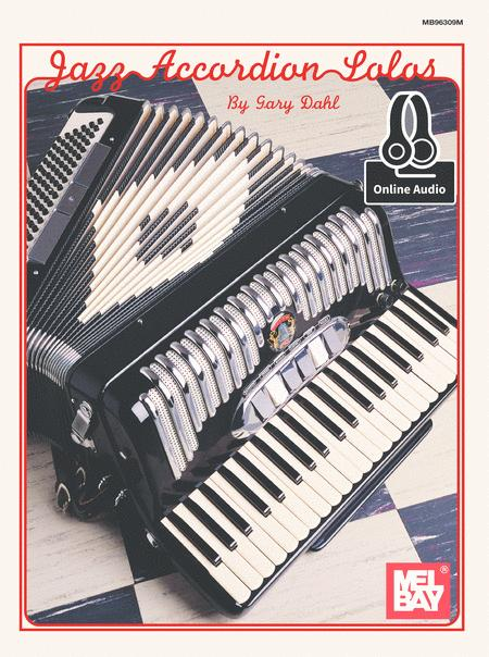 Jazz Accordion Solos