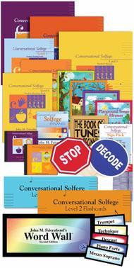 Conversational Solfege Ultimate Package