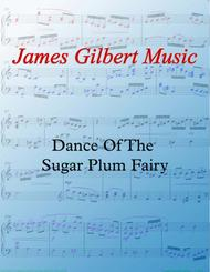 Dance Of The Sugar Plum Fairy (Tchaikovsky)