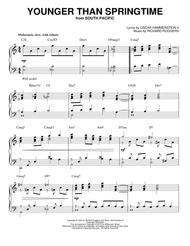 Younger Than Springtime [Jazz version] (arr. Brent Edstrom)