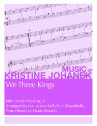 We Three Kings (2 Octave Handbell, Hand Chimes or Tone Chimes)