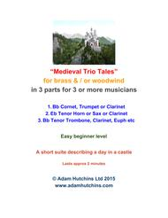 Medieval Trio Tales (for beginners)