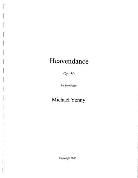 Heavendance, op. 50