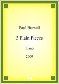 3 Plain Pieces