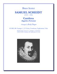 CANTILENA for Brass Sextet