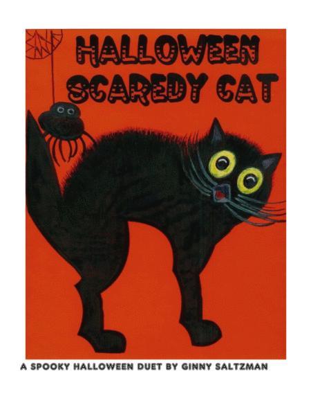Halloween Scaredy Cat