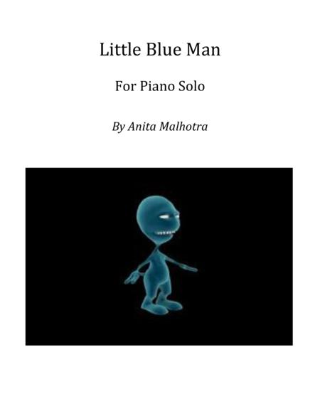 Little Blue Man (for Piano)