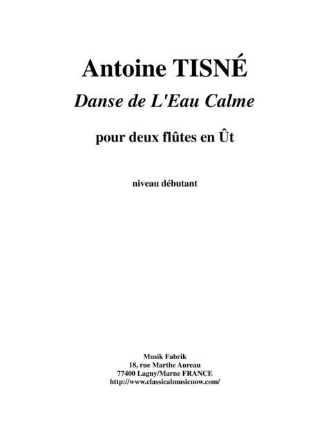Antoine Tisné : Les Contes de la Lune Bleue : Suite of 14 pieces for intermediate pianists