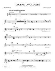 Legend of Old Abe - Bb Trumpet 2