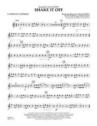 Shake It Off - Eb Baritone Saxophone