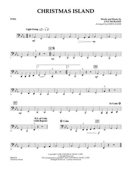 Christmas Island - Tuba