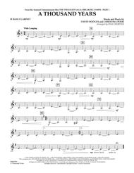 A Thousand Years Sheet Music for Piano Download