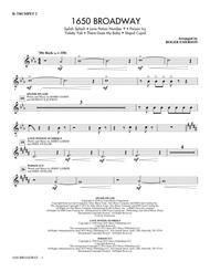 1650 Broadway (Medley) - Trumpet 2