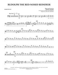 Rudolph the Red-Nosed Reindeer (Canadian Brass) - Baritone B.C.