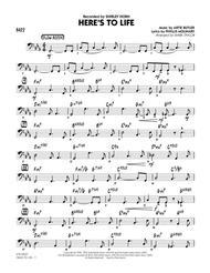 Here's To Life (Key: C minor) - Bass