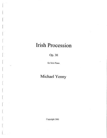 Irish Procession, op. 30
