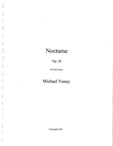 Nocturne, op. 28