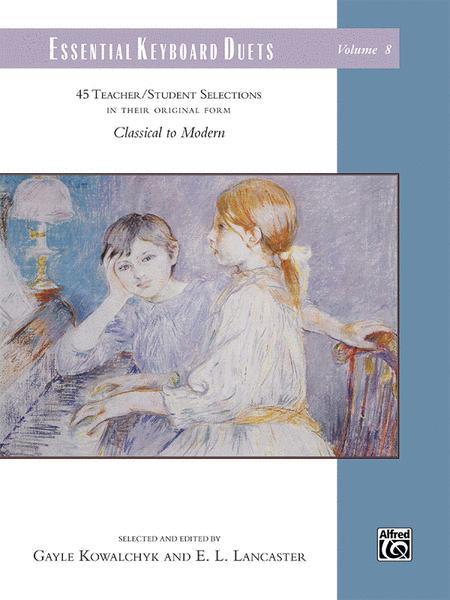 Essential Keyboard Duets, Volume 8