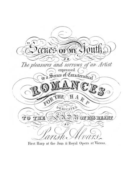 Scenes of my Youth - Romances (No. 4-6), op. 48
