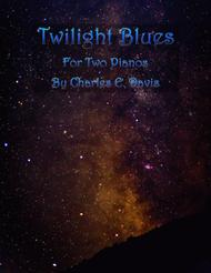 Twilight Blues - For Two Pianos