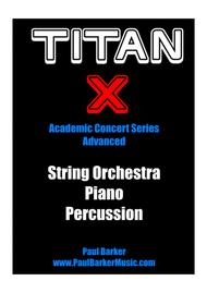 Titan X (Score and Parts)