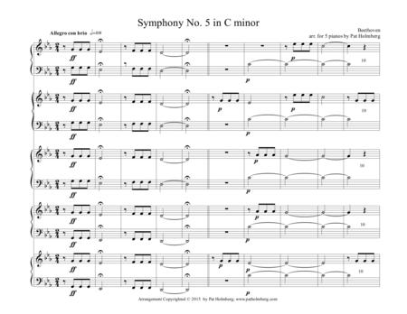 Download Beethoven Fifth Symphony First Movement