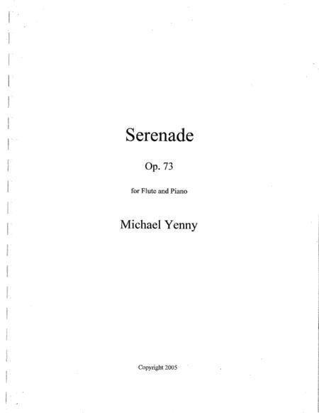 Serenade, op. 73