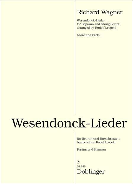 Wesendonck-Lieder