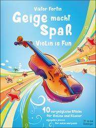 Geige macht Spass