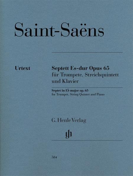 Septet in E-flat Major, Op. 65