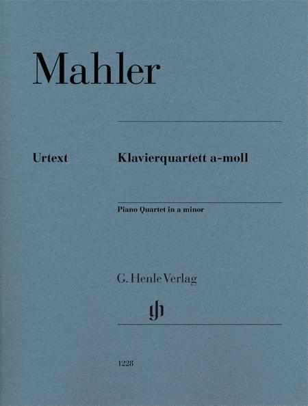Piano Quartet in A minor