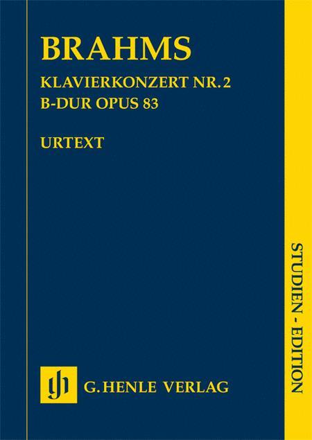 Piano Concerto No. 2 in B-flat Major, Op. 83